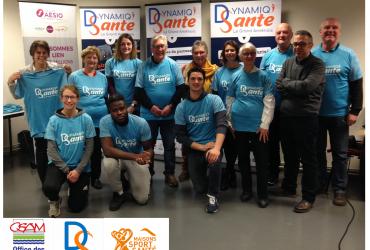 L'Office des Sports d'Amiens Métropole est certifié « Maison Sport Santé »